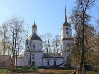 罗曼斯科耶, 教堂 св. Бориса и Глеба, Pervomayskaya st, 房屋 1