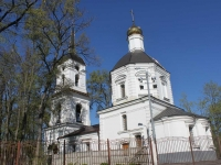 neighbour house: st. Pervomayskaya, house 1. church св. Бориса и Глеба