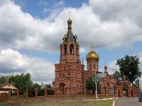 Ramenskoye, cathedral Троицы Живоначальной, Pervomayskaya st, house 2