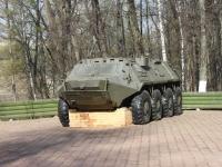 Раменское, музей военной техникиулица Первомайская, музей военной техники