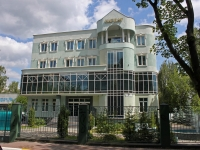 neighbour house: st. Sovetskaya, house 36А. office building
