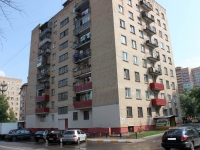 neighbour house: st. Vorovskoy, house 3/2. Apartment house