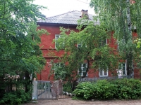 neighbour house: st. Kirov, house 24. Apartment house