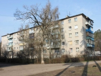 neighbour house: st. Krasny Oktyabr, house 43А. Apartment house
