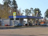 neighbour house: st. Levashov, house 21А. fuel filling station