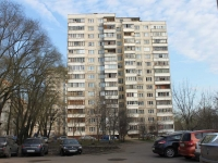 neighbour house: st. Levashov, house 31. Apartment house