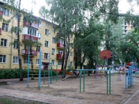 neighbour house: st. Novostroyka, house 11. Apartment house