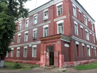 neighbour house: st. Solntsev, house 4. Apartment house