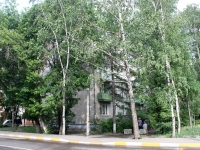 neighbour house: st. Solntsev, house 10. Apartment house