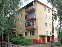 neighbour house: st. Chugunov, house 10. Apartment house