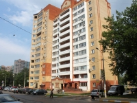 neighbour house: st. Chugunov, house 11/1. Apartment house