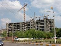 罗曼斯科耶, Chugunov st, 房屋 13. 建设中建筑物