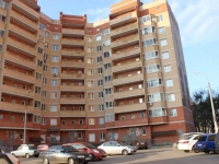 neighbour house: st. Chugunov, house 15/1. Apartment house