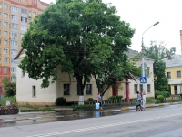 neighbour house: st. Chugunov, house 17. Apartment house