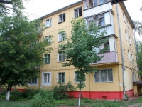 neighbour house: st. Chugunov, house 18. Apartment house