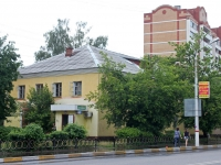 neighbour house: st. Chugunov, house 19. Apartment house