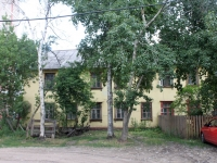 neighbour house: st. Chugunov, house 21. Apartment house