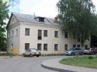 neighbour house: st. Chugunov, house 25. Apartment house