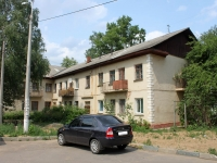 neighbour house: st. Chugunov, house 27. Apartment house