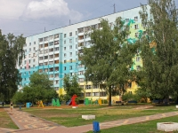 neighbour house: st. Chugunov, house 30. Apartment house