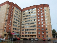 neighbour house: st. Chugunov, house 32А. Apartment house