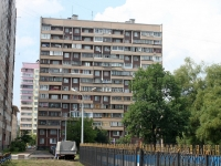neighbour house: st. Chugunov, house 40. Apartment house