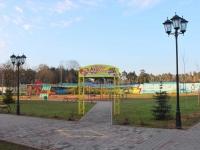 罗曼斯科耶, 街心公园 На ЧугуноваChugunov st, 街心公园 На Чугунова