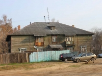 neighbour house: st. Desantnaya, house 7. Apartment house