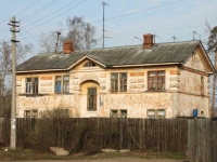 neighbour house: st. Desantnaya, house 9. Apartment house