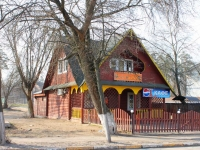 neighbour house: st. Desantnaya, house 13 с.1. cafe / pub BeerLoga