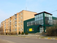 neighbour house: st. Desantnaya, house 14. Apartment house