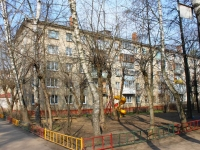 neighbour house: st. Desantnaya, house 24. Apartment house
