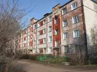 neighbour house: st. Desantnaya, house 35. Apartment house