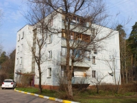 neighbour house: st. Desantnaya, house 40. Apartment house