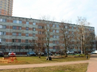 neighbour house: st. Desantnaya, house 44. Apartment house