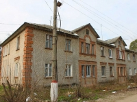 neighbour house: st. Serov, house 33. Apartment house