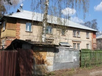 neighbour house: st. Serov, house 43. Apartment house