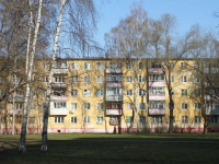 neighbour house: st. Kommunisticheskaya, house 6А. Apartment house