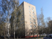 neighbour house: st. Kommunisticheskaya, house 7А. Apartment house