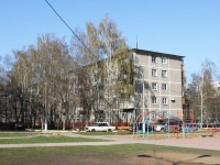 neighbour house: st. Kommunisticheskaya, house 21. Apartment house