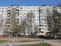 neighbour house: st. Kommunisticheskaya, house 23. Apartment house