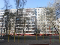 neighbour house: st. Kommunisticheskaya, house 25. Apartment house