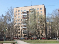 neighbour house: st. Kommunisticheskaya, house 26. Apartment house