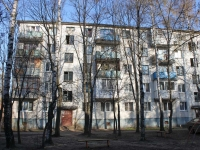 neighbour house: st. Kosmonavtov, house 6. Apartment house