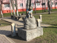 Ramenskoye, sculpture