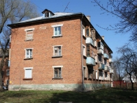neighbour house: Ln. Zapadny, house 6. Apartment house