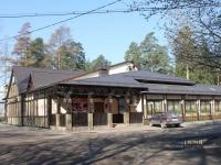 Ramenskoye, cafe / pub Лесная поляна, Korolev st, house 29