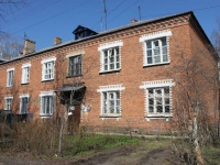 neighbour house: st. Narodnaya, house 4. Apartment house