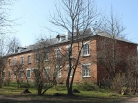 neighbour house: st. Narodnaya, house 6. Apartment house