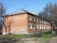 neighbour house: st. Narodnaya, house 7. Apartment house